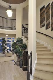 Small Picture Westin Homes Houston Home Builders Curved Staircase Dark