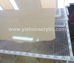 acrylic light guide panel acrylic lgp for advertising light acrylic light guide panel color clear with laser dot size 300 300mm 300 600mm