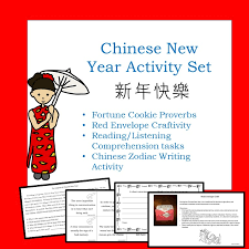 pictures on chinese new year printable worksheets, - easy ...