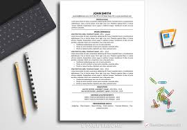 Resume Template John Smith