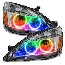 2003 Honda Accord Coupe Fog Lights 2003 2007 Honda Accord Coupe Sedan Pre Assembled Headlights