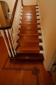 exciting staircase design ideas using flor tile stairs awesome staircase design ideas with dark brown