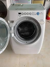 máy giặt sấy nhật bãi national - 77615371
