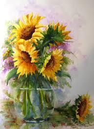 beautiful paintings of flowers 0111