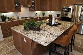 tips for using granite countertops in the kitchen