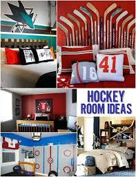 hockey bed cool hockey themed room ideas for kids hockey bedding sets canada