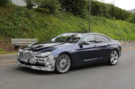 2018 bmw b6 alpina. interesting bmw bmw alpina b6 gran coupe facelift spied in 2018 bmw b6 alpina