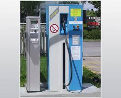 Gas Pump Vending Machine Best Refuelling Data Capture