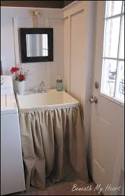 mud room sink. Modren Mud Dressing Up A Mud Room Sink  Wash Rinse Repeat Pinterest Laundry  Laundry Rooms And Skirt On I