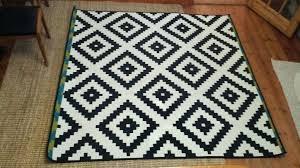 ikea black and white rug black and white rug ikea black white rug
