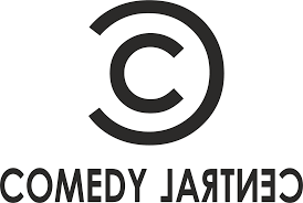corel draw work: comedy central tv channel logo