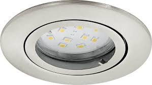 Встраиваемый <b>светильник Eglo Tedo 31688</b> - купить в интернет ...