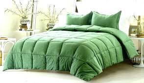 forest green velvet duvet creative dark cover com super soft flannel fleece flawless full reversible