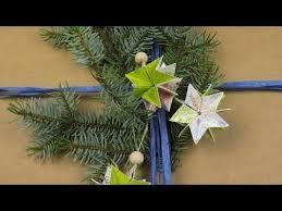 Christbaumschmuck Basteln Weihnachtsschmuck Selber Machen