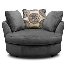 Swivel Living Room Chairs Round Sofa Chair Living Room Furniture Raya Furniture