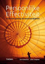 persoonlijke effectiviteit boek