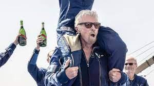 Richard Branson: Riesige Freude nach erstem Weltraumflug
