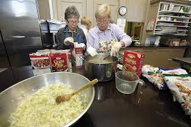 Soup Kitchen Meal Local Soup Kitchen Serving 29th Thanksgiving Dinner New Jersey