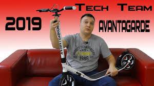 <b>Tech Team AVANTGARDE</b> 2019 Городской <b>самокат</b> Обзор ...