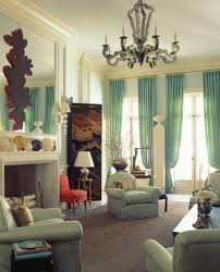 living room ds ideas modern curtains design soft light blue theme decorate and fireplace amazing items