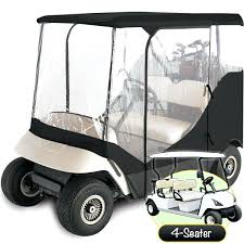 golf cart covers club car waterproof superior black and transpa golf cart cover covers enclosure club golf cart covers club car