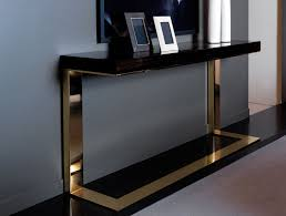 table modern contemporary tables bedside kitchen console pool end