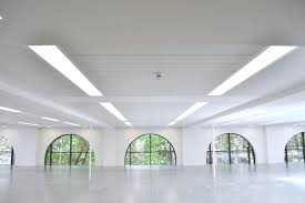 barrisol lighting. Photo 1 Of 7 Soffit And East Smithfield Entrance Soffit, Plasterboard Ceilings Formed To Accommodate GRP Mouldings, Barrisol Lighting