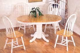 52 round pedestal kitchen table sets round pedestal table