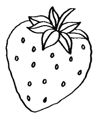Luxury Strawberry Coloring Page 37 On Coloring Pages For Adults
