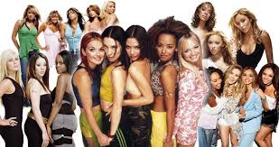 <b>Spice Girls</b> lead Official Top 100 girl band singles