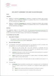 A sales agreement template is a legal contact that finalizes all the terms as well as conditions between the buyer and seller of real estate property, company stock or other assets. Sales Purchase Agreement Spa Templates Instant Downloads Eloquens