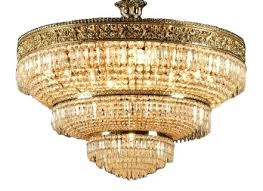 hampton bay 5 light oil rubbed bronze crystal chandelier pendant cut gilt home improvement gorgeous