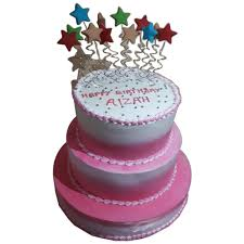 5 Kg Birthday Cake Online Free Home Delivery Yummycake