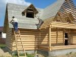 Строительство дома строительство крыши