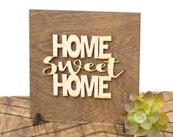 Home Sweet Home - Housewarming Gifts - Gifts for Homeowners - New Home Gift  - Our