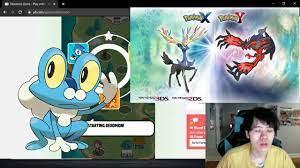 collection browser games (DEXOMON) A POKEMON KNOCK OFF? - YouTube