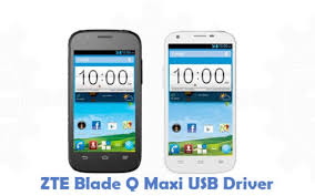 Download ZTE Blade Q Maxi USB Driver ...
