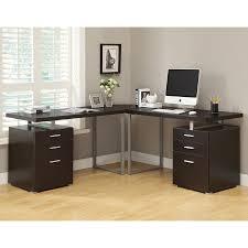 monarch specialties contemporary l shaped desk