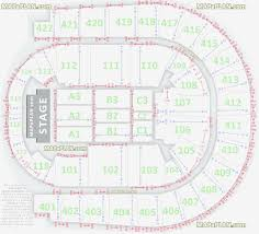 Verizon Center Seating Chart With Rows And Seat Numbers Madison Square Garden Seating Chart With Seat Numbers