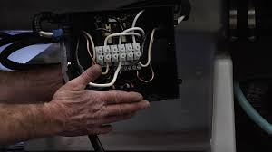 how to install an automatic rv transfer switch rv repair
