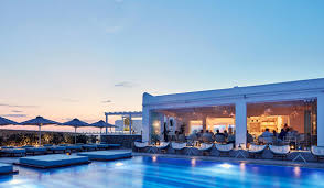 Myconian Kyma Design Hotel Mykonos Glamorous Front Row Seats To The Thrill Of Mykonos Town