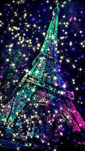 1239x2198, Eiffel Tower Sparkle Galaxy ...