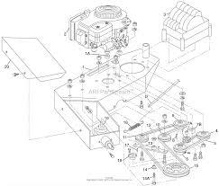 Bunton bobcat ryan 900 walk behind edger parts diagram for main