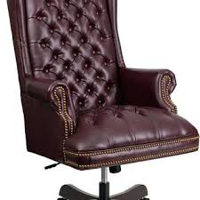 tufted leather executive office chair. Executive Leather Office Chair Captivating Tufted Shop Swivel On Yaheetech . F
