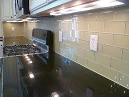 perfect glass tile kitchen backsplash and glass subway tile kitchen backsplash contemporary kitchen