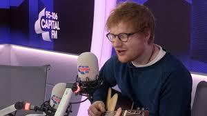 Ed Sheeran Maintains Record Breaking Australian Singles