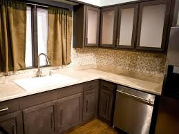 Update Oak Cabinets Updating Oak Kitchen Cabinets Before And After Renovating And