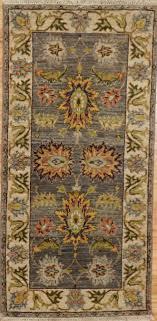 indo fine oushak design rug
