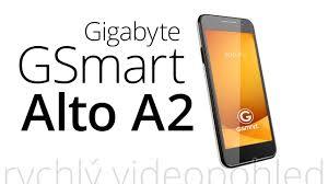 Gigabyte GSmart Alto A2 (rychlý ...