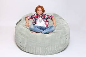 Fat Sack Design Quarter Home Fatsak Beanbag Best Bean Bag Chair By Far